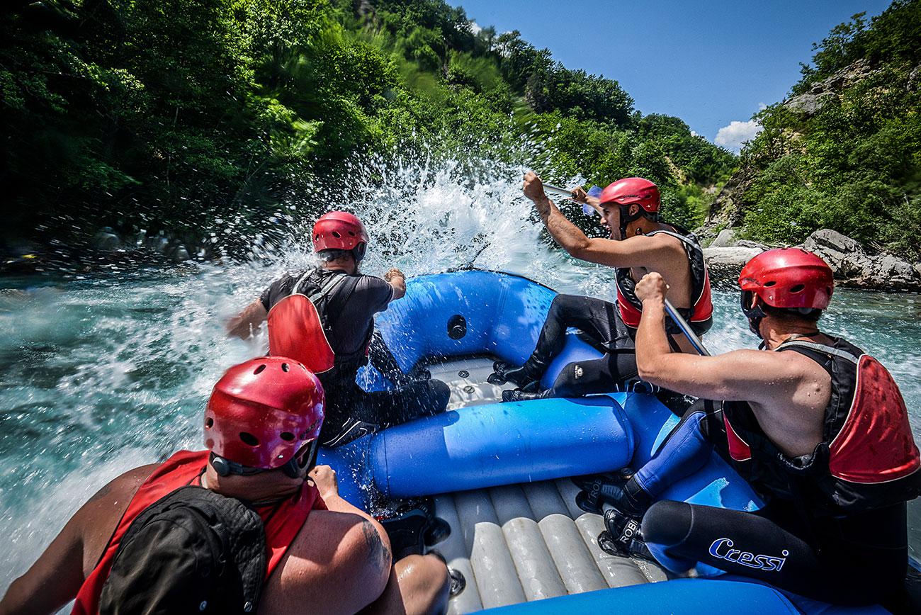 Rafting Tara Adventures In The Deepest European Canyon